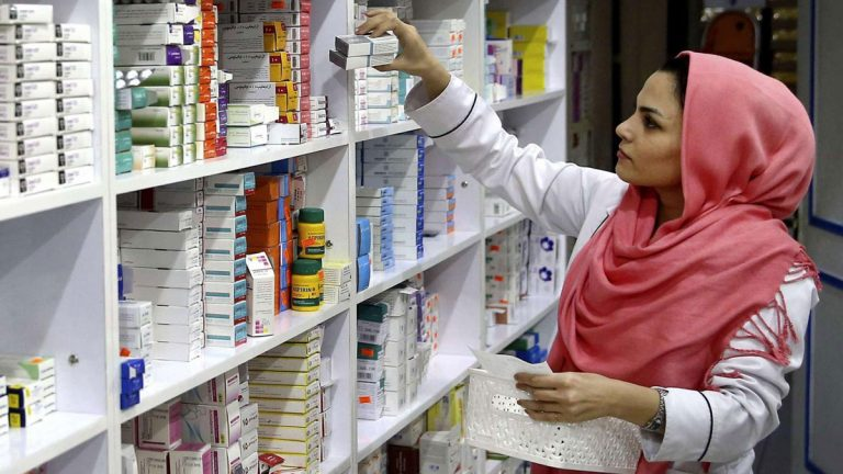 طهران: كوريا الجنوبية تحظر تصدير الدواء إلى إيران