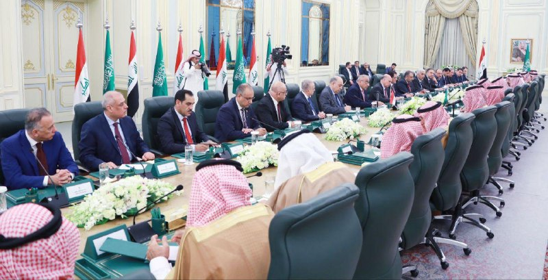 A high-ranking Saudi trade delegation in Baghdad to consolidate the overall rapprochement with Iraq - Page 2 Image