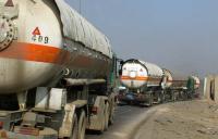 تجار الموصل يبدأون باستيراد المشتقات النفطية من سوريا