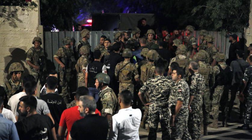 سقوط طائرة إسرائيلية مسيرة وانفجار أخرى بضاحية بيروت الجنوبية