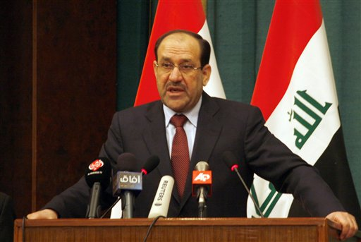 Maliki: Iraq among the top ten countries in the world that possess great wealth and able to construction and development