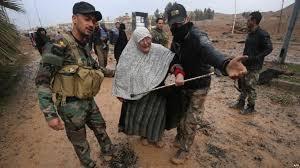 صنداي تلغراف البريطانية: المدنيين هم الخاصر الوحيد من ضربات التحالف