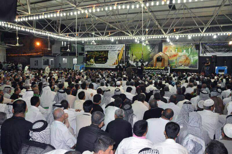 عمليات سامراء تباشر بخطتها الامنية الخاصة بحماية زائري الإمامين العسكريين