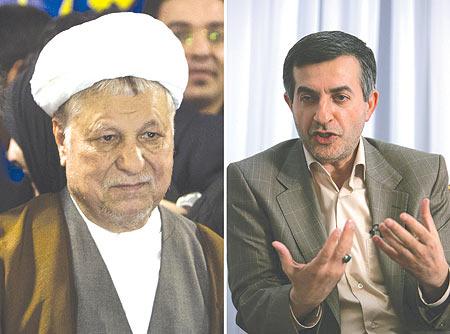 مجلس صيانة الدستور يقصي مشائي ورفسنجاني