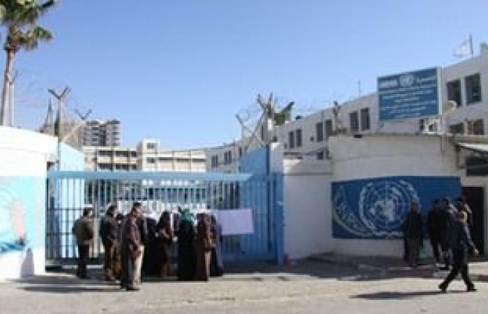 """""""الأونروا"""" تعرب عن قلقها البالغ إزاء مصير آلاف المدنيين فى مخيم اليرموك"""