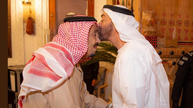 الإمارات: سنظل دائما في خندق واحد مع السعوديين