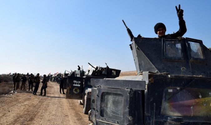 تحرير ثلاث مناطق حيوية في المحور الشرقي لمدينة الموصل من دون أي خسائر بشرية