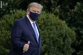 ترامب يغادر المستشفى العسكري ويعود للبيت الأبيض بعد علاجه من كورونا