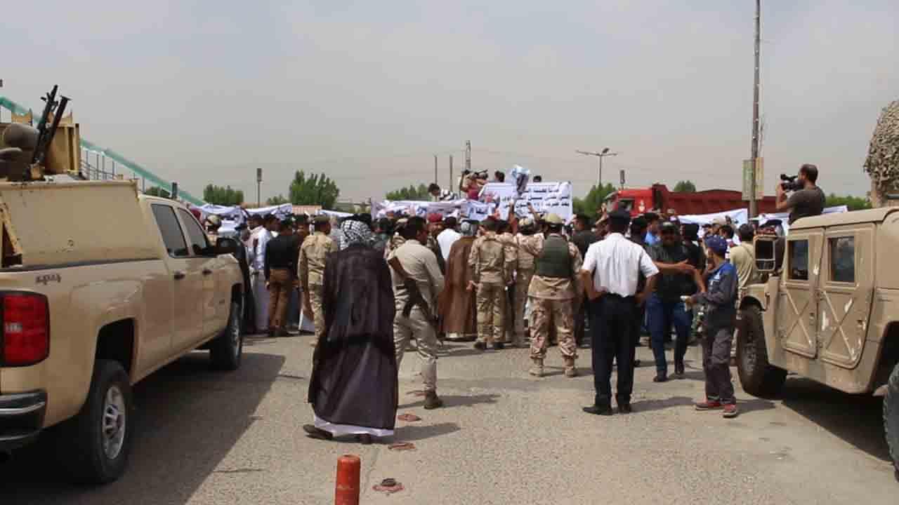 """نائب عن البصرة يطالب بإجراءات """"أكثر شدة"""" لفرض الأمن"""