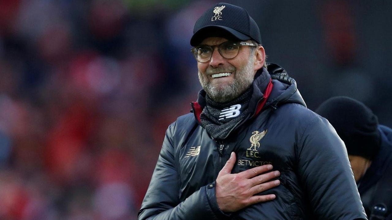 دموع كلوب عنواناً لفوز ليفربول بلقب غائب 30 عاماً