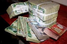 القبض على احد المتهمين وبحوزته أكثر من عشرة ملايين دينار مزورة