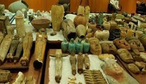 السجن 10 أعوام لثلاث متهمين بالمتاجرة بالقطع الأثرية