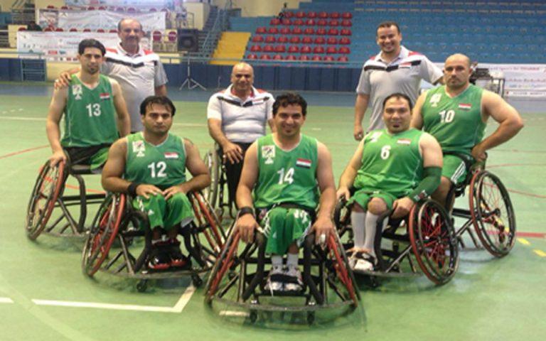 منتخب السلة على الكراسي يفوز على السعودية ويتأهل لنصف نهائي بطولة غرب اسيا
