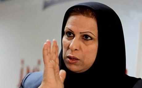 """نصيف تنتقد """"إساءة"""" سلام سميسم بحق البرلمانيات العراقيات"""