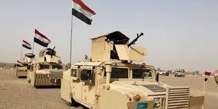 اقتحام حي باب الطوب في الساحل الايمن من الموصل
