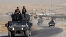 مكافحة الارهاب تباشر بتطهير الاحياء الوقعة في الساحل الايسر من مدينة الموصل