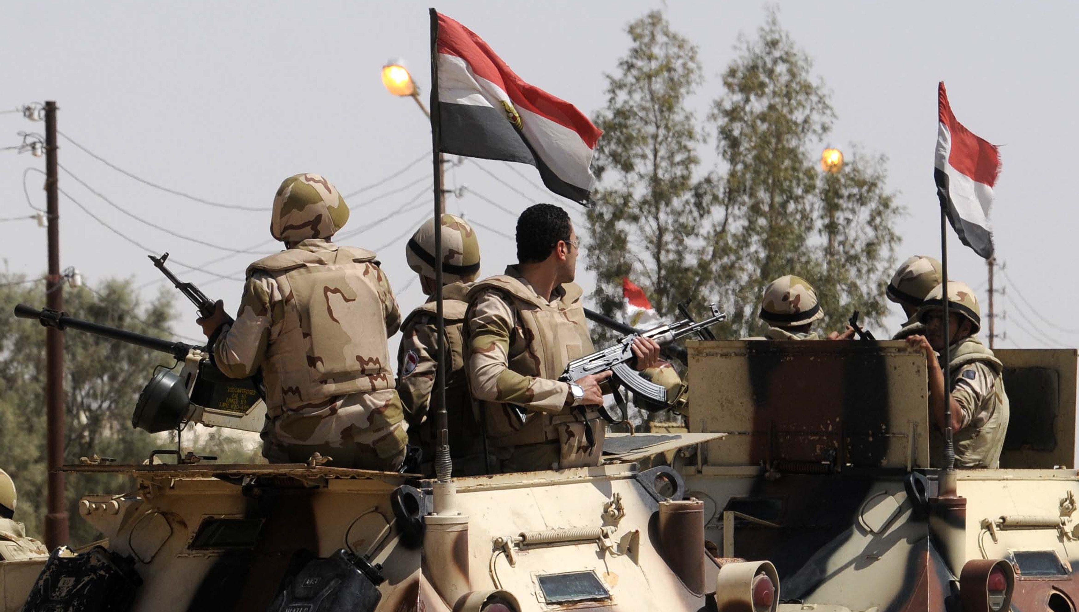"""القوات المسلحة المصرية تعلن نتائج عملية """"سيناء 2018"""""""