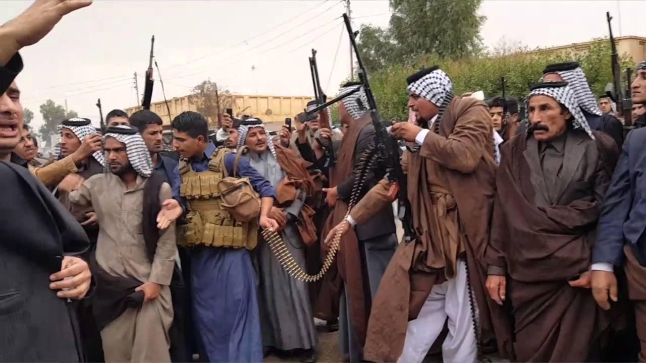 """توقيف متهمين بالـ""""الدكة العشائرية"""" وفقاً لقانون مكافحة الإرهاب"""