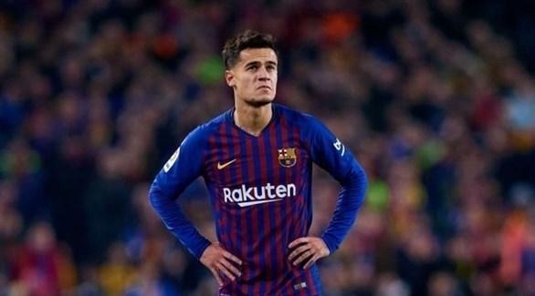 كوتينيو يعتزم الرحيل عن برشلونة