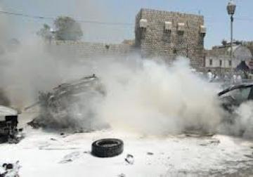 الجيش السوري يدمر عربة إسرائيلية تجاوزت خط وقف إطلاق النار