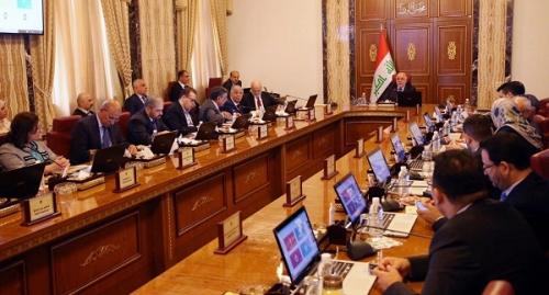 العبادي يترأس الجلسة الاعتيادية لمجلس الوزراء
