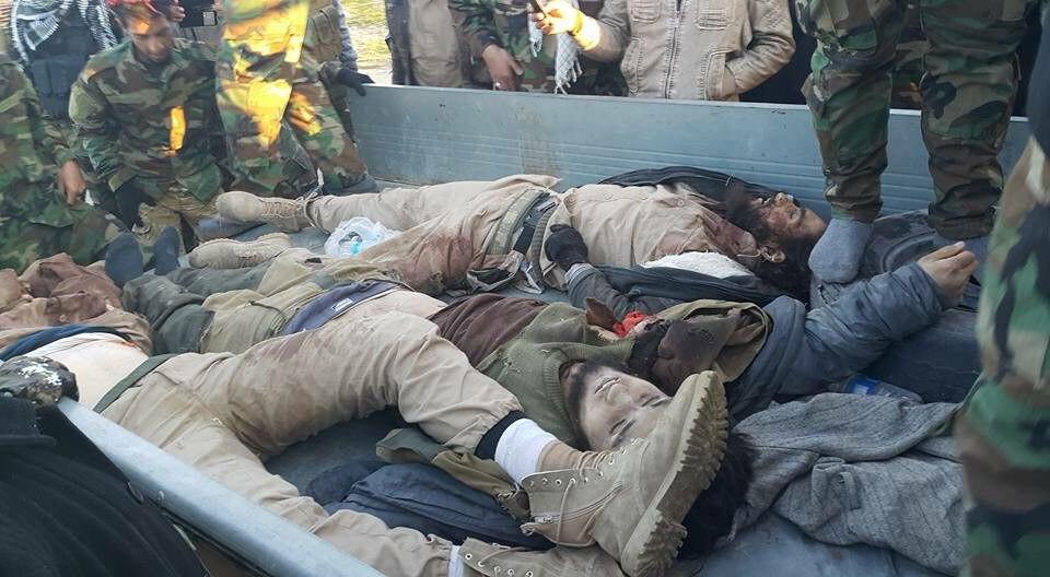 مقتل 32 عنصرا  من داعش في ضربات جوية لطيران الجيش شمالي محافظة صلاح الدين