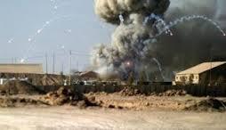 مقتل 21 ارهابياً من عصابات داعش بقصف لطيران التحالف الدولي في الموصل