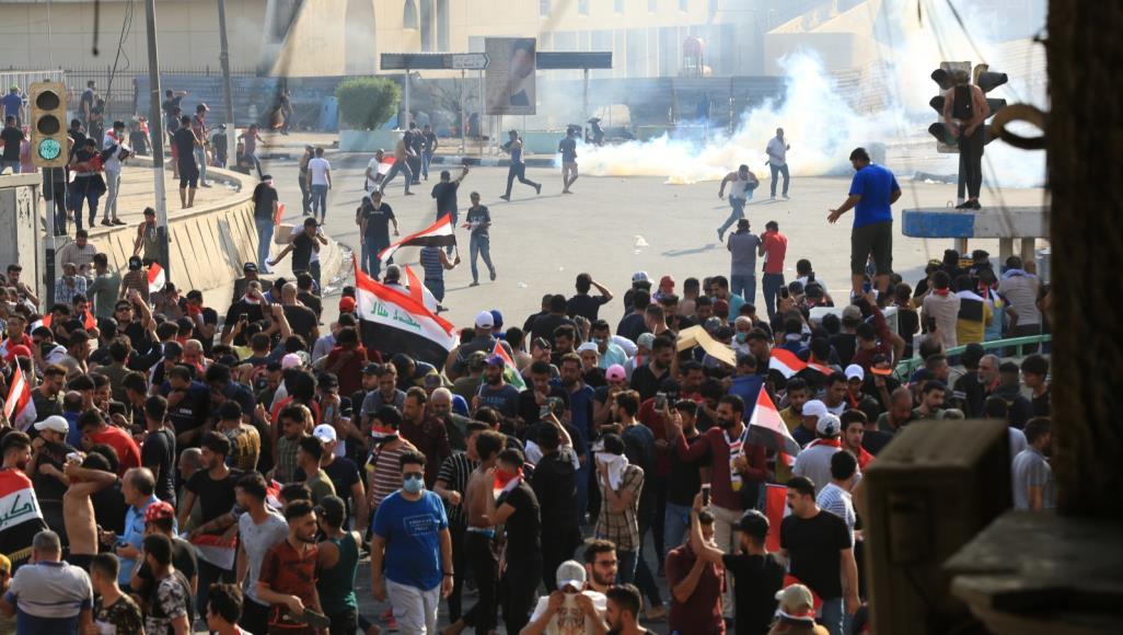 نائب: لابد ان يعلن عبد المهدي استقالته حقناً لدماء شباب العراق