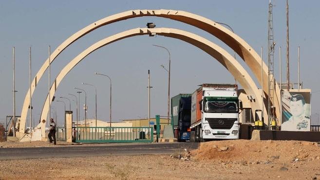 مركز كمرك طريبيل الحدودي يسجل إيرادا بأكثر من ملياري دينار خلال يوم واحد