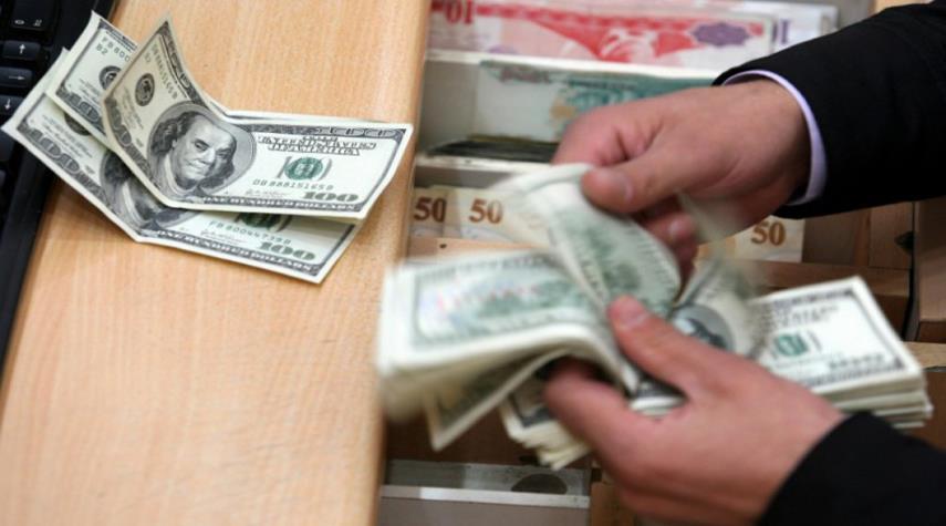 سعر صرف الدولار مقابل الدينار العراقي