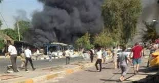عمليات بغداد: انتحاري فجر نفسه في احد المواكب الحسينية بمنطقة بغداد الجديدة