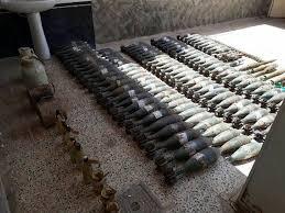 القبض على 12 مطلوباً في الجانب الأيمن لمدينة الموصل