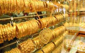 الذهب يسجل ارتفاعا لأعلى مستوى له بفعل التوترات العالمية