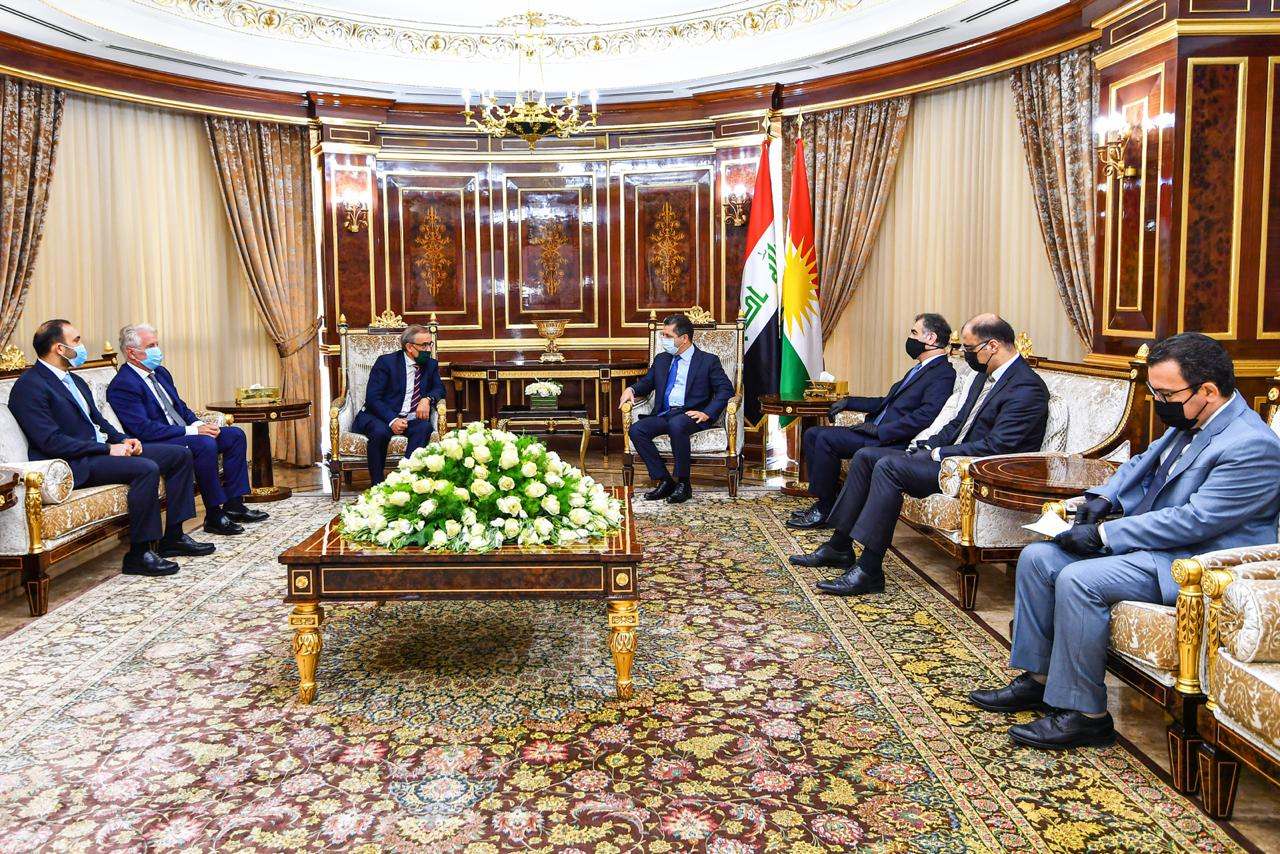 اسبانيا تحث الشركات على الاستثمار في كردستان