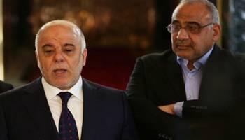 العبادي يهنىء رئيس الوزراء المكلف بتشكيل الحكومة الجديدة