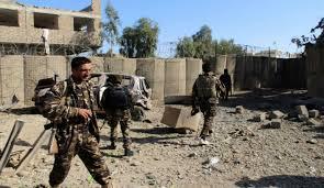 مقتل اكثر من 20 جنديا افغانيا على الحدود مع طاجيكستان