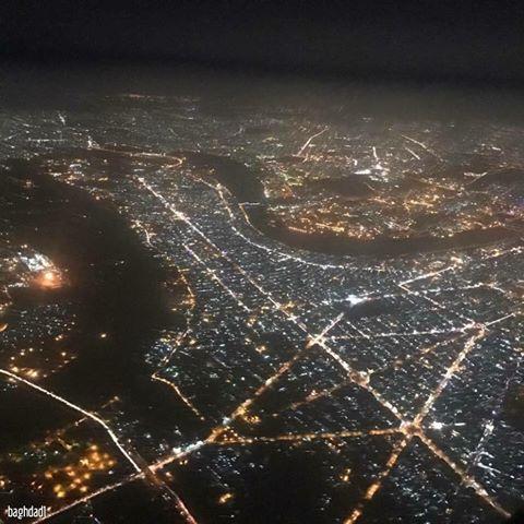 هكذا بدت بغداد في أول أيام السنة الجديدة 2017
