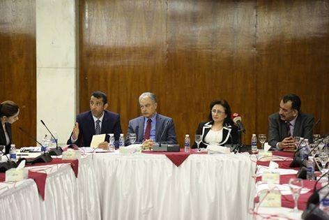 العراق يناقش مع البنك الدولي آليات تنفيذ قرض اعمار المناطق المحررة