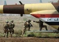 القوات الامنية تشن عمليتين عسكريتين شرق وغرب الرمادي
