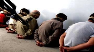 القبض على عدد من المتهمين بينهم مطلوب بقضايا ارهاب في البصرة