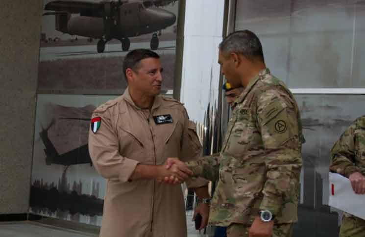موقع أمريكي: الإمارات تعتمد على مجموعة من المرتزقة والمتعاقدين الخاصين في الحرب باليمن