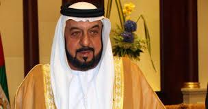 وكالة: إصابة رئيس الامارات بجلطة ..  وحالته مستقرة