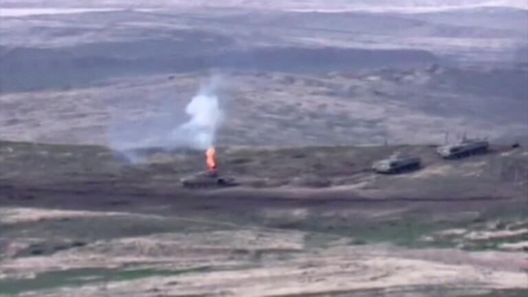 الناتو يدعو أذربيجان وأرمينيا إلى وقف إطلاق النار فورا