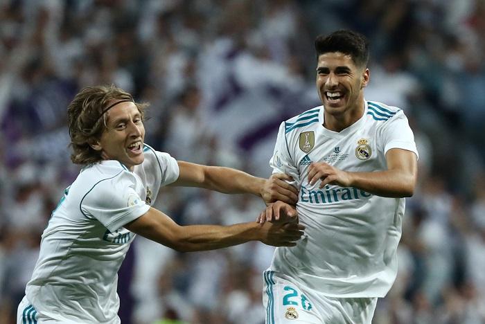 بقوة.. ريال مدريد بطلا للسوبر الإسبانى بالفوز على برشلونة