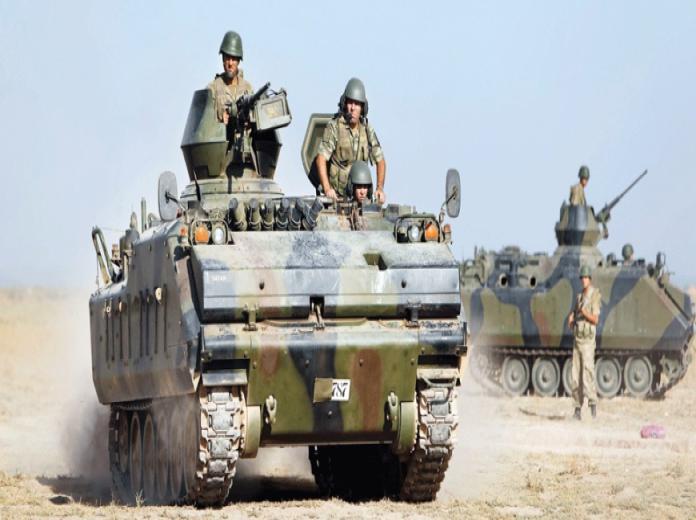 اصابة 4 جنود أتراك في اشتباكات مع عناصر حزب العمال الكردستانى