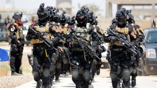 مكافحة الارهاب تعيد ترتيب صفوفها استعدادا للمشاركة في عمليات تحرير الموصل