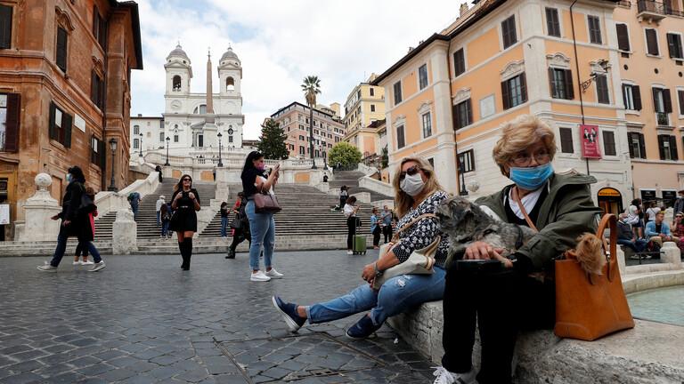 إيطاليا تسجل 2578 إصابة و18 وفاة جديدة بكورونا والسلطات تعد خطة لمنع انتشار الفيروس