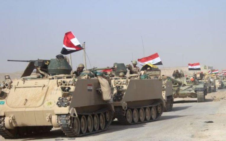 تحرير حي الاغوات في الساحل الأيمن للموصل من سيطرة داعش