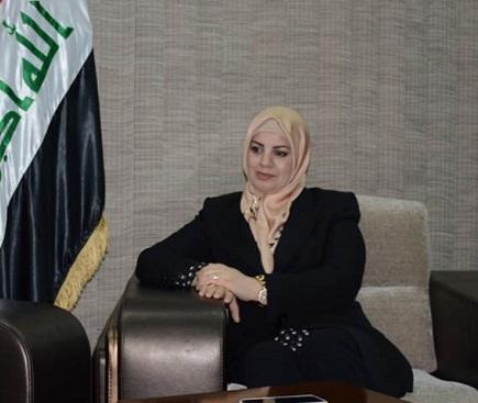 نائبة تقترح استحداث مدن لبناء مجمعات سكنية قرب بغداد ومراكز المحافظات