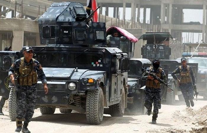تحرير محطة قطار نينوى ومرآب بغداد جنوب غرب الموصل القديمة